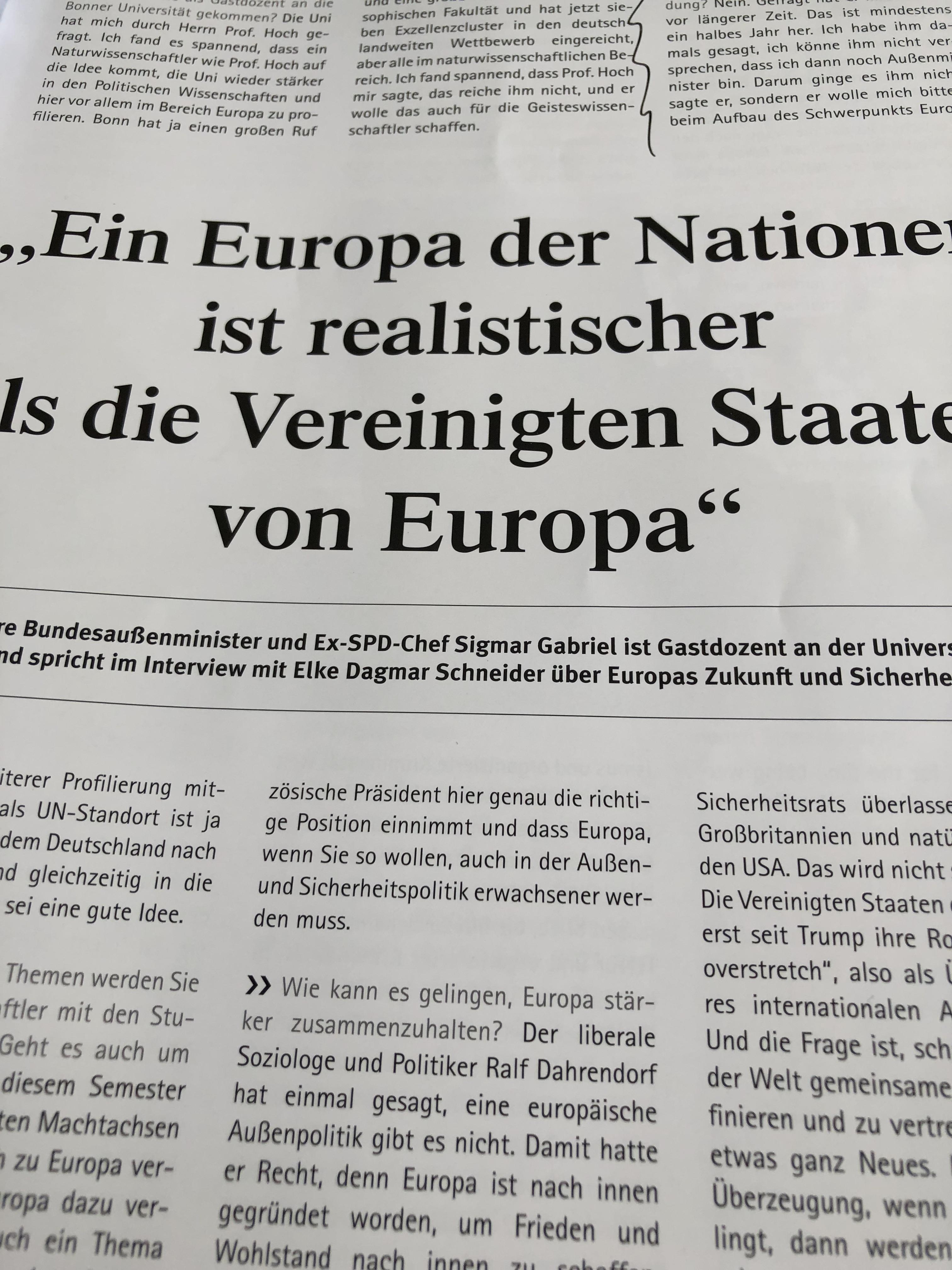 10:15 Uhr live: #KabinettTV – Journal für Bonn, Köln und Berlin ...